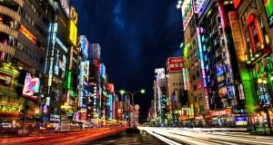 Топ 5: лучшие развлечения города Токио