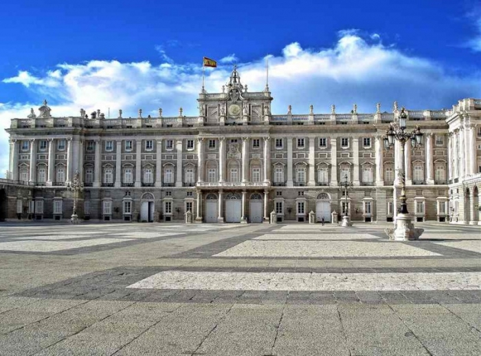 Королевский дворец (Мадрид)