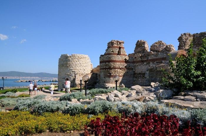 Памятники архитектуры города Несебр