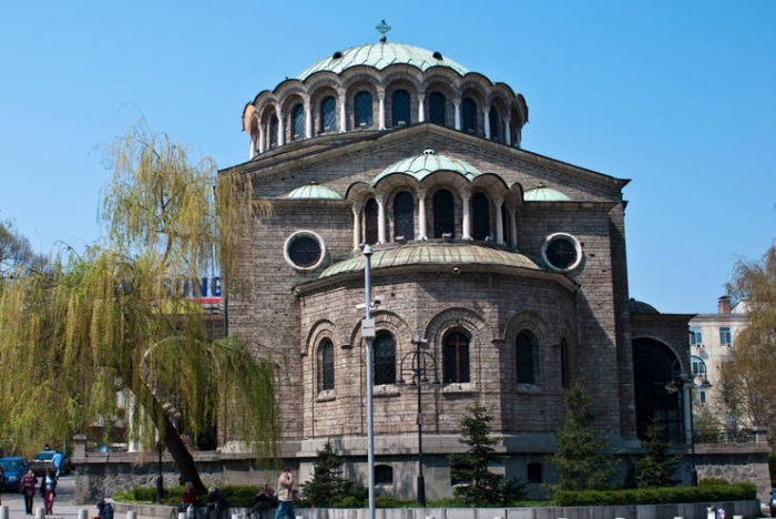 Собор Св. Недели в Софии