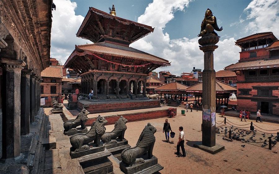 Катманду — столица Непала