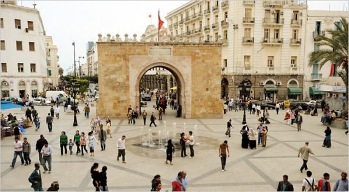 Медина столицы