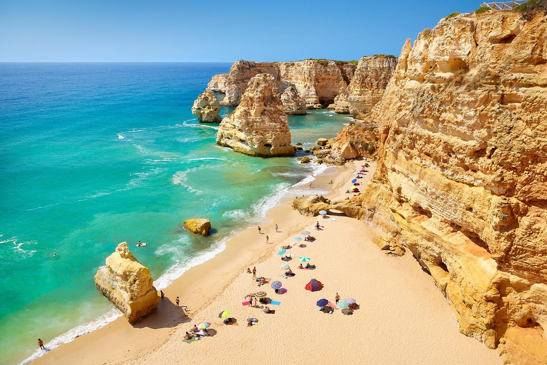 Пляж Маринья