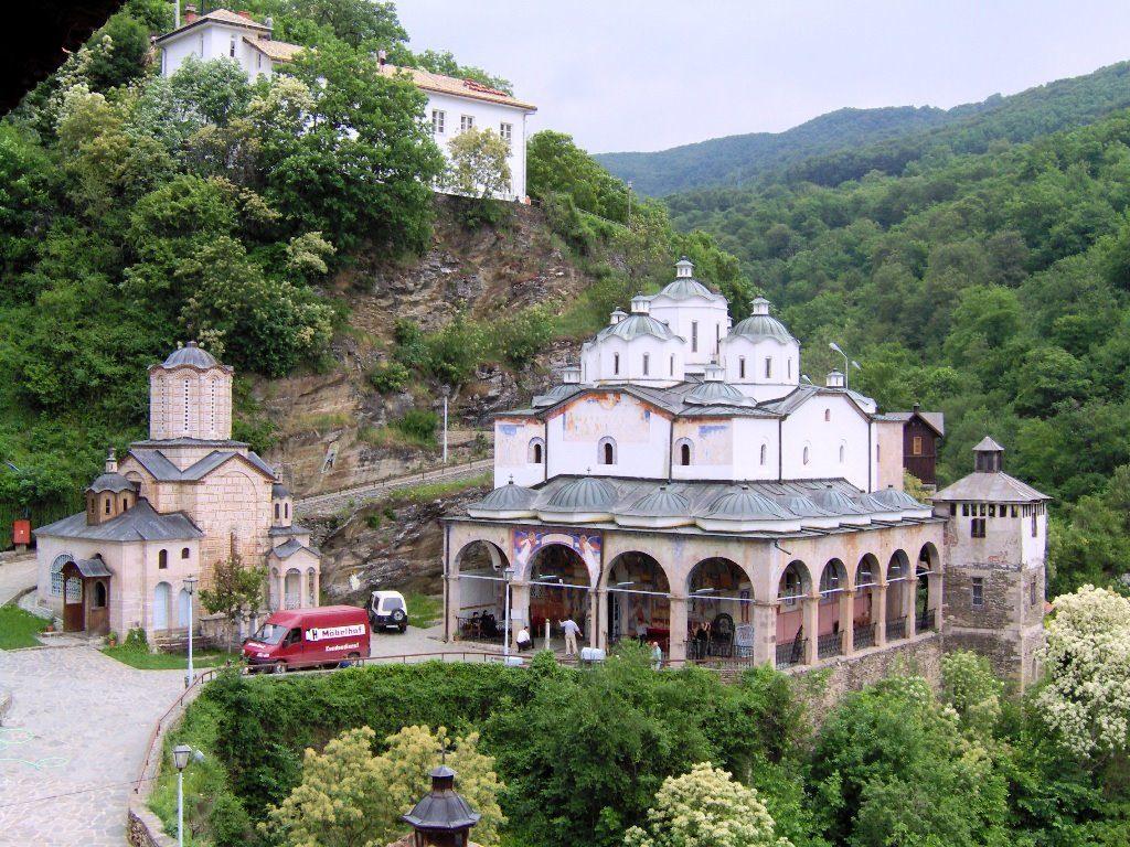 Монастырь святого Иохима