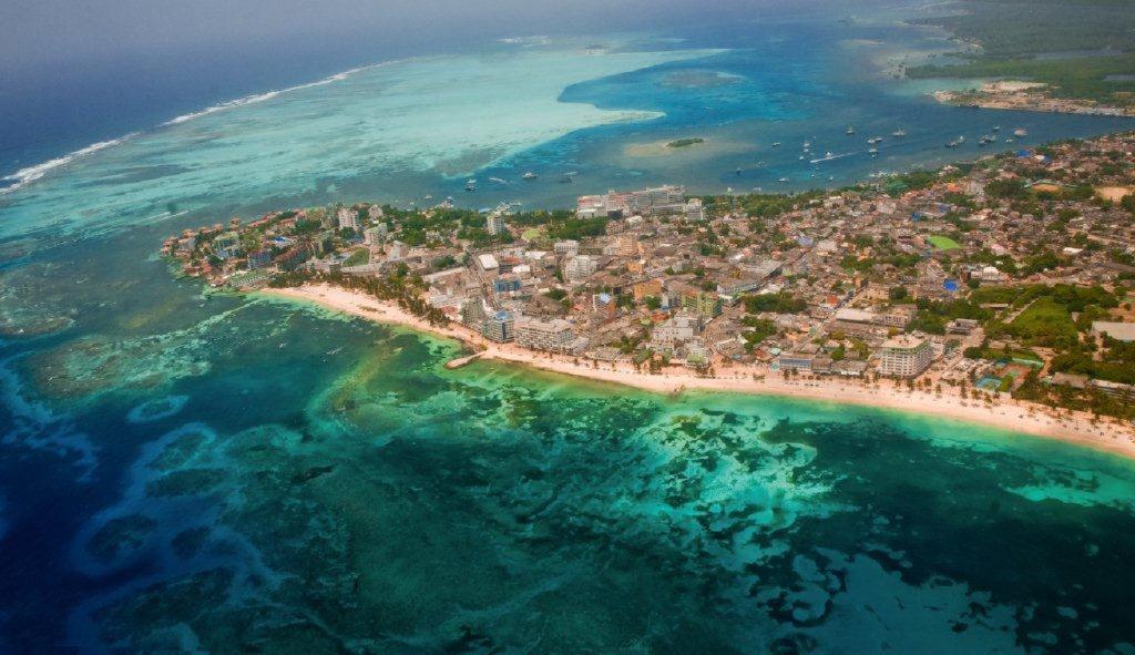 Острова Сан-Андрес