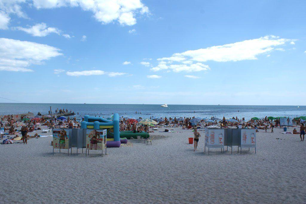 Лучшие пляжи Одессы для отдыха - описание, фото и видео одесских пляжей