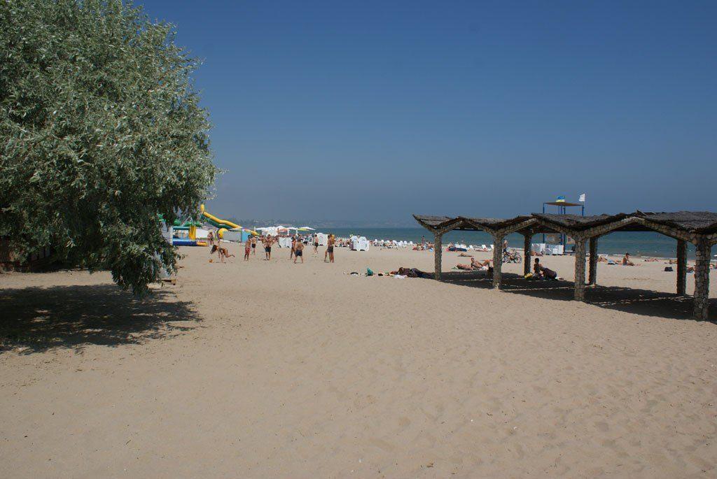 лузановский пляж