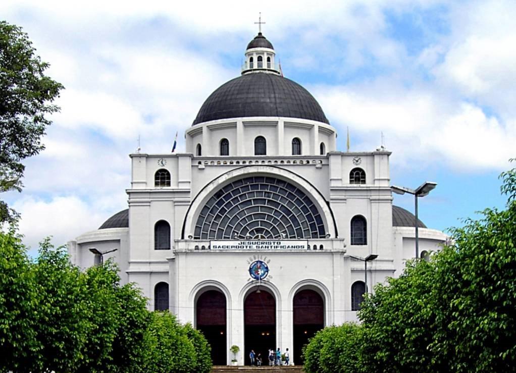 Базилика Девы Марии в Каакупе