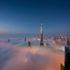 Башня Бурж-Халифа в Дубаи