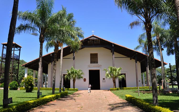 Церковь Сан Буэнавентура