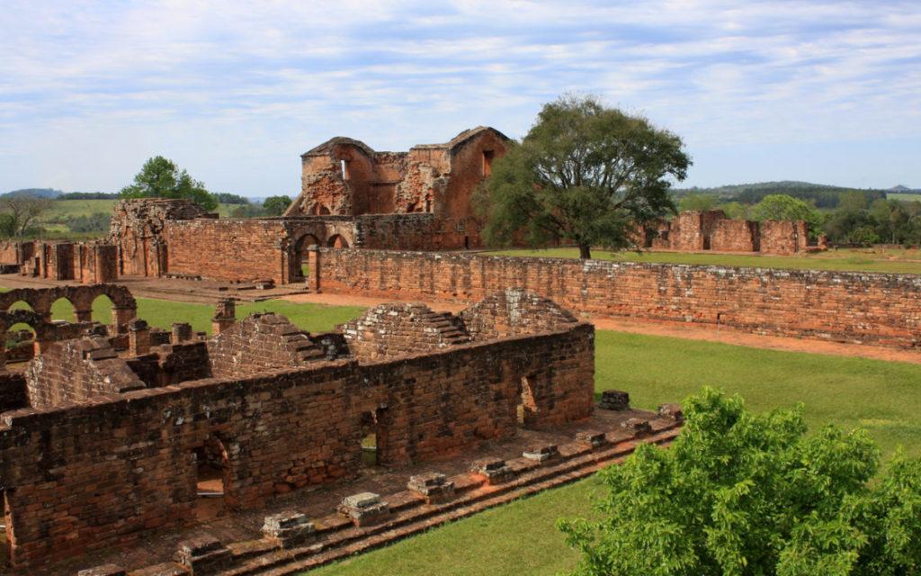 Иезуитские руины