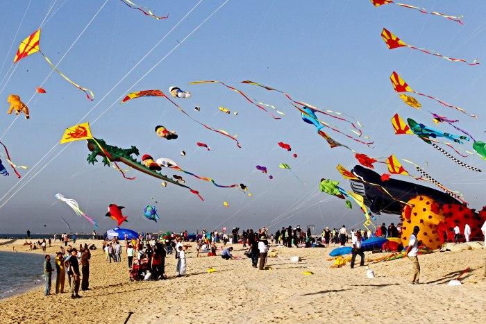 Пляж воздушных змеев - Kite Beach