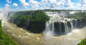 Водопады Игуасу Парагвай