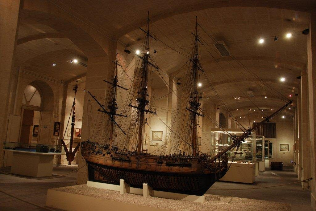морской музей Мальты