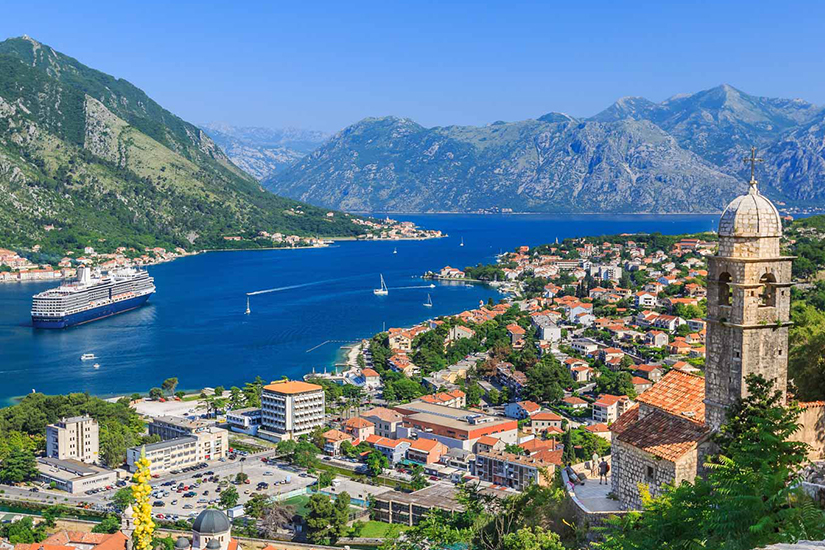 Достопримечательности Черногории - фото с названиями и описанием