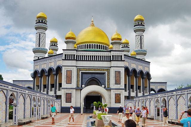 Jame'asr Hassanil Bolkiah мечеть