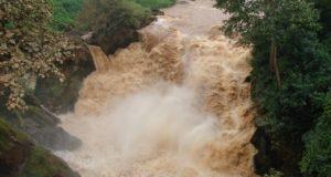 водопады Кагера в Бурунди