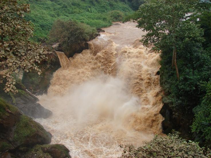 водопады Кагера