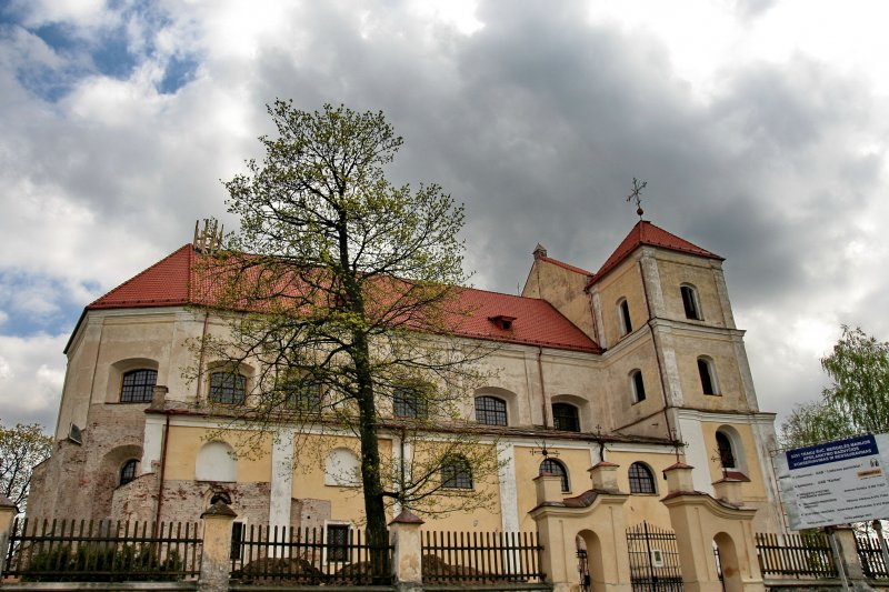 церковь Таркай