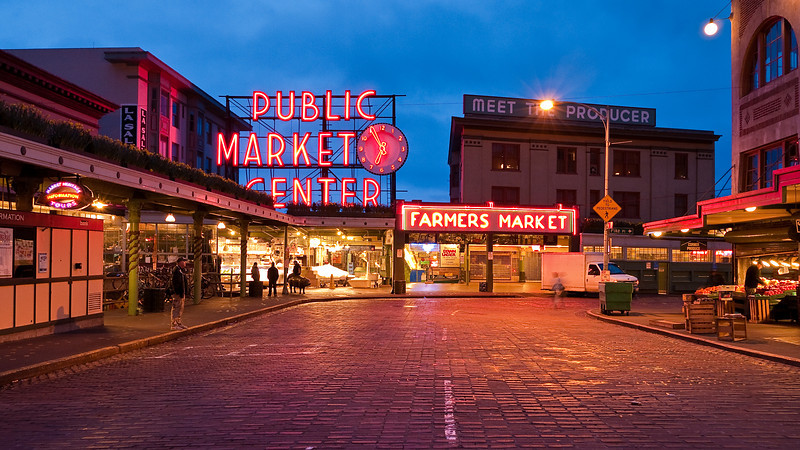 Рынок на Пайк-Плейс