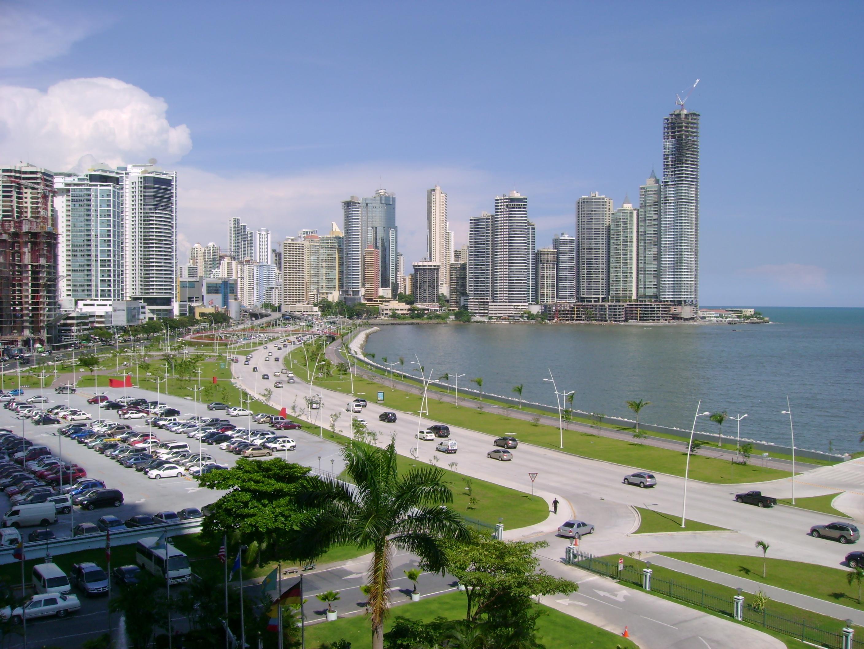 Панама город фото