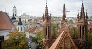 Потрясающий Вильнюс