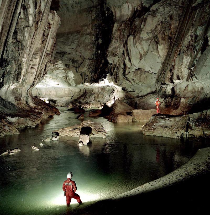 Пещеры Гунунг Мулу