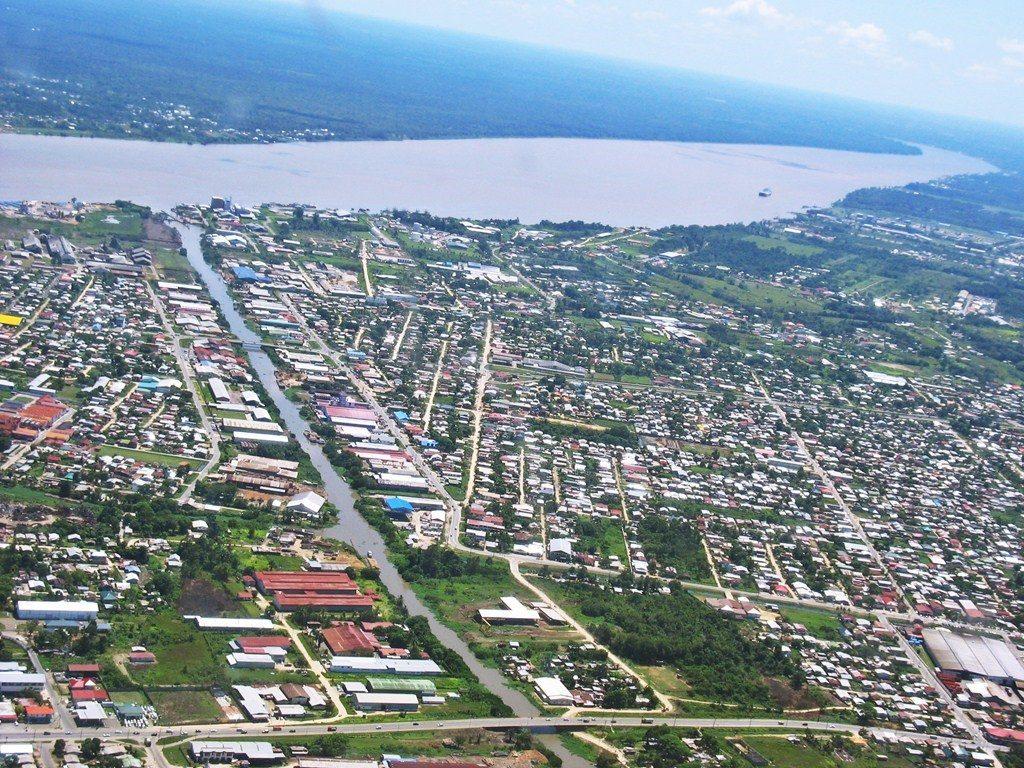 Столица Суринама