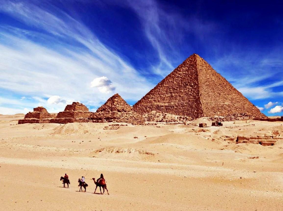 Места силы в Египте: путешествие по сакральным местам